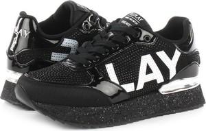 Buty sportowe Replay sznurowane w sportowym stylu