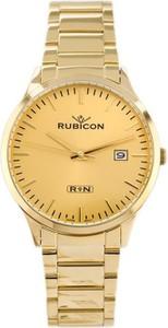 Rubicon rndd60 (zr078d) - stalowy - złoty