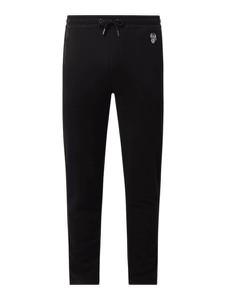 Spodnie Karl Lagerfeld w sportowym stylu z dresówki