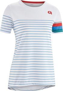 T-shirt Gonso z okrągłym dekoltem z krótkim rękawem