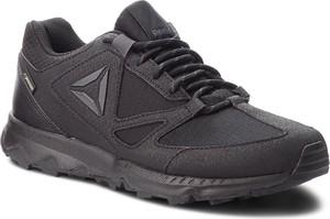 Buty sportowe Reebok sznurowane z płaską podeszwą z goretexu