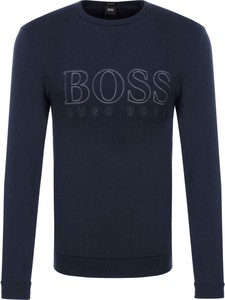 Bluza Hugo Boss w młodzieżowym stylu z kaszmiru