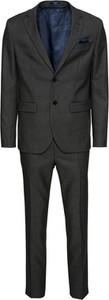 Czarny garnitur Pier One