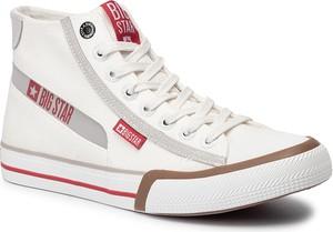 Trampki BIG STAR - EE174080 White