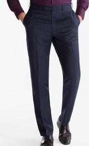Niebieskie spodnie Westbury