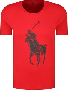T-shirt POLO RALPH LAUREN z nadrukiem