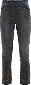 Czarne spodnie Patrizia Pepe