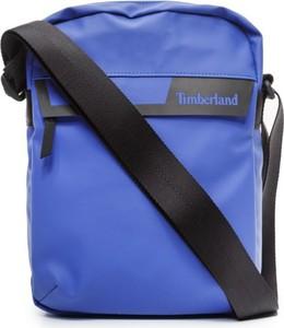 Niebieska saszetka Timberland