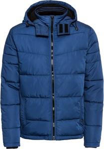 Niebieska kurtka Petrol Industries w stylu casual