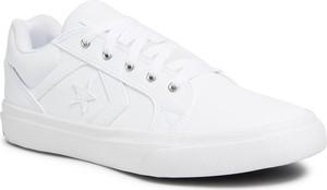 Tenisówki CONVERSE - El Distrito 2.0 Ox 167012C White/White/White