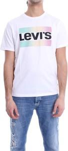T-shirt Levis w sportowym stylu