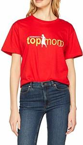 Czerwona bluzka amazon.de