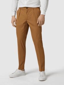 Spodnie Hugo Boss w stylu casual z bawełny