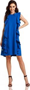 Sukienka Lemoniade mini z okrągłym dekoltem
