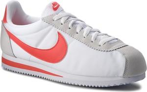 Buty sportowe Nike cortez z zamszu