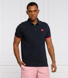 Koszulka polo Joop! w stylu casual z krótkim rękawem