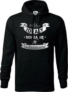 Bluza TopKoszulki.pl z bawełny w młodzieżowym stylu