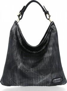 Czarna torebka Bee Bag na ramię