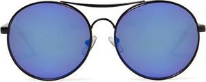Niebieskie okulary damskie Jeepers Peepers