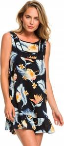 Sukienka Roxy z okrągłym dekoltem