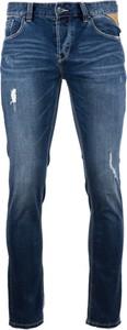 Niebieskie jeansy Timeout