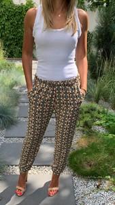 Spodnie Lenett w stylu boho