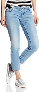 Błękitne jeansy mexx
