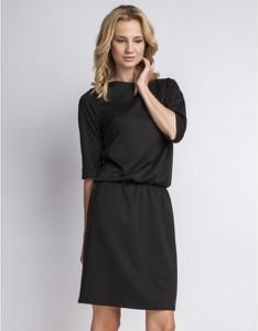 Czarna sukienka Lanti mini