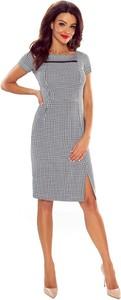 Sukienka TAGLESS midi w stylu casual