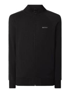 Czarna bluza McNeal w stylu casual z bawełny