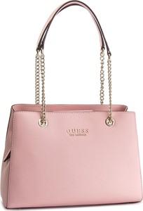 dcfff6cf21043 Różowe torebki i torby Guess