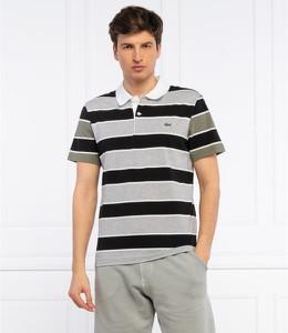 Koszulka polo Lacoste z krótkim rękawem w stylu casual