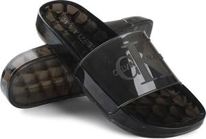 Czarne buty letnie męskie Calvin Klein w młodzieżowym stylu