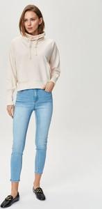 Jeansy FEMESTAGE Eva Minge z jeansu w stylu casual