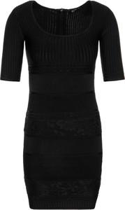 Czarna sukienka Marciano