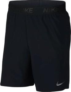 Czarne spodenki Nike