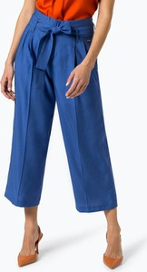 Niebieskie spodnie Liu-Jo w stylu retro