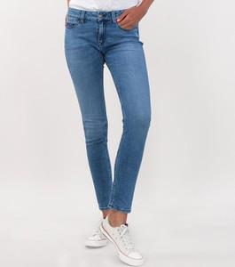 Niebieskie jeansy Lee Cooper z jeansu