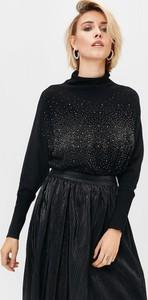 Czarny sweter FEMESTAGE Eva Minge