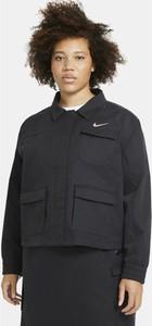 Kurtka Nike krótka w sportowym stylu