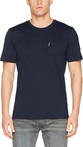 Granatowy t-shirt Ben Sherman