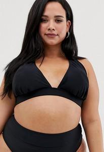 Czarny strój kąpielowy South Beach Curve