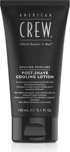 American Crew Post Shave Cooling Lotion | Łagodząco-nawilżający lotion po goleniu 150ml - Wysyłka w 24H!