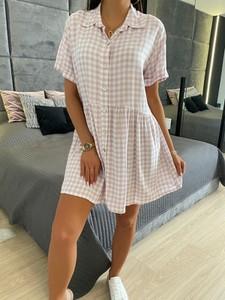 Sukienka ModnaKiecka.pl w stylu casual z krótkim rękawem mini