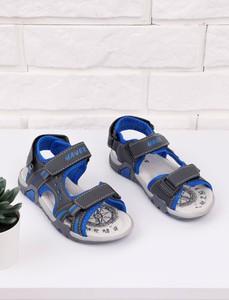 Buty dziecięce letnie Yourshoes na rzepy