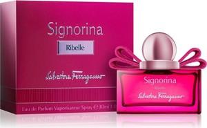 Salvatore Ferragamo, Signorina Ribelle, woda perfumowana, spray, 30 ml