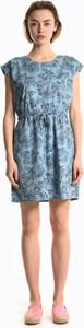 Sukienka Gate z bawełny w stylu casual mini