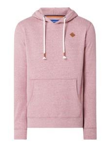 Różowa bluza Jack & Jones z bawełny