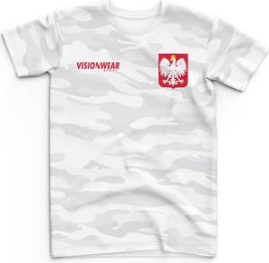 T-shirt Vision Wear Sport z tkaniny