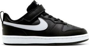 Czarne buty sportowe dziecięce Nike